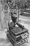 Jose Rizal at his desk - Manila - The Philippines