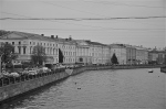 Fontanka River - St Petersburg