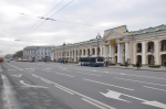 Gostiny Dvor on Nevski Prospekt