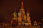 Saint's Basil Cathedral - Moscow - Russia
