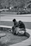 Beggars in Moscow - Russia