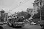 Trolley Bus - Moscow - Russia