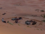 Camp in the dune - Erg Chebbi - Morocco