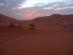 Sunrise - Dunes - Erg Chebbi - Morocco